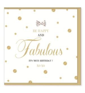 BDB/Happy & Fabulous