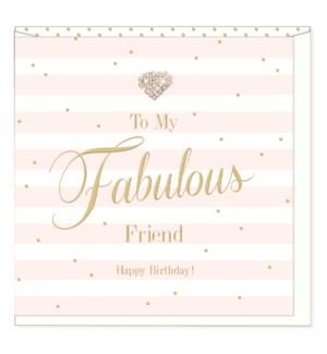 BDB/To My Fabulous Friend