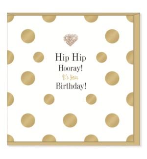 BDB/Hip Hip Hooray