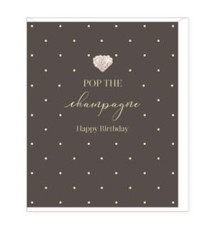 EDB/Pop The Champagne