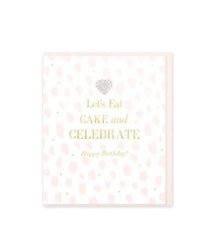 BDB/Let's Eat Cake, Birthday