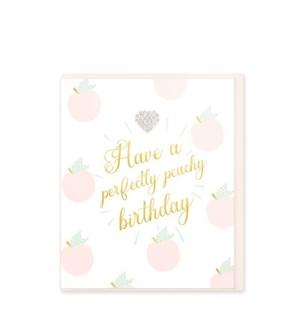 BDB/Perfectly Peachy Birthday