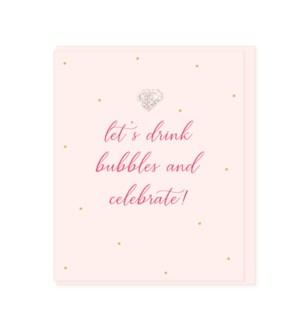 COB/Lets drink bubbles