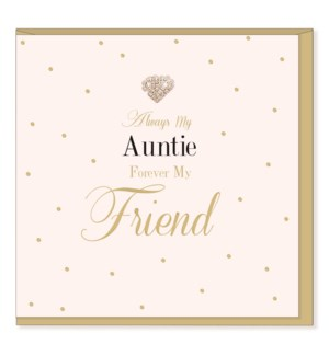 REDB/Always My Auntie