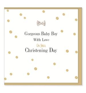 CHB/Christening Day Boy
