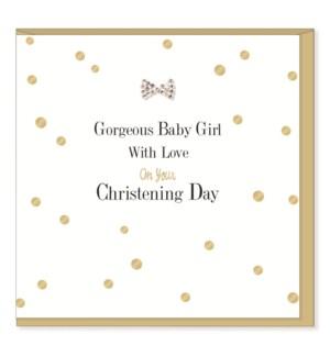 CHB/Christening Day Girl