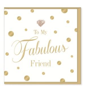 FRB/Fabulous Friend  LG