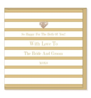 WDB/Love To The Bride & Groom