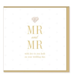 WDB/Mr & Mr Wedding Day