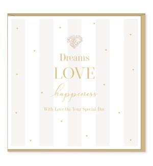 WDB/Dreams Love Happiness