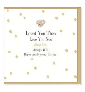 ANB/Love You Then & Now