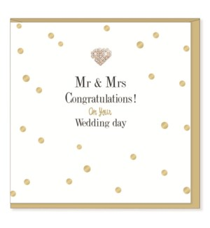 WDB/On Your Wedding Day