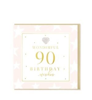 ABDB/Birthday Age 90