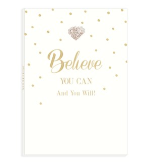 NOTEBOOK/Believe You Can