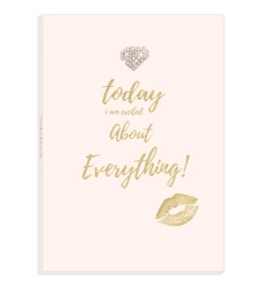 NOTEBOOK/Today I Am Excited