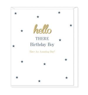 BDB/Hello There Birthday Boy