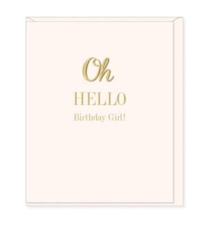 BDB/Oh Hello Birthday Girl