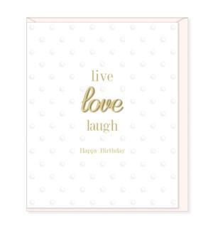 BDB/Live Love Laugh