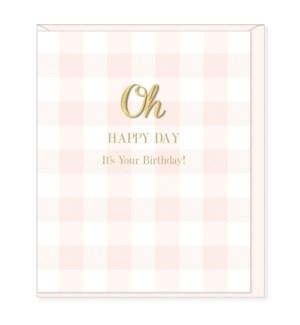 BDB/Oh Happy Days