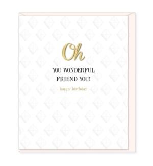 BDB/Oh Fabulous Friend