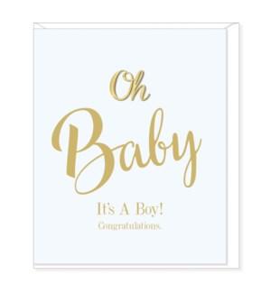 NBB/Oh Baby Boy