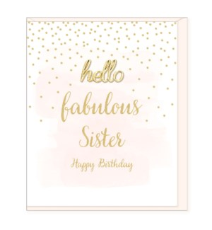RBDB/Oh My Fabulous Sister