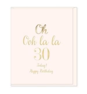 ABDB/Birthday Age 30