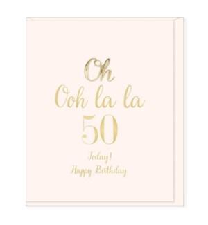 ABDB/Birthday Age 50