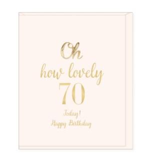ABDB/Birthday Age 70