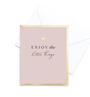 EDB/Enjoy the Little Things