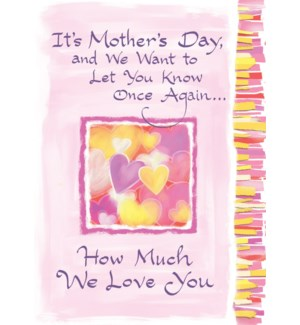 MD/It's Mother's Day And We