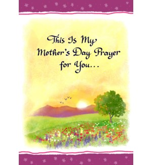 MD/Mother's Day Prayer