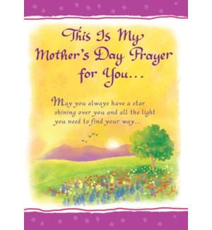 MD/Mother's Day Prayer