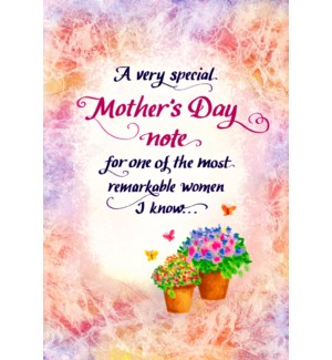 MD/A Very Special Mothers Day