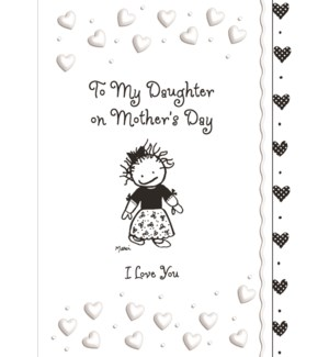 MD/To My Daughter On Mother's