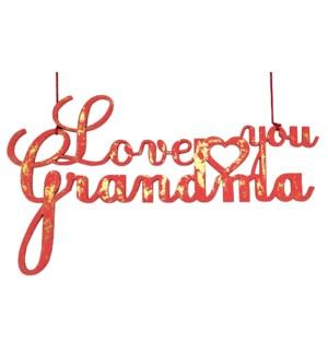 TOPPER/Love You Gma