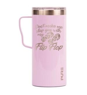 MUG/Dont Make Me Slap Lilac 18