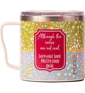 MUG/Voices Not Real Multi 16oz