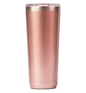 TUMBLER/Rose Gold 22oz