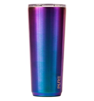 TUMBLER/Blue Metallic 22oz