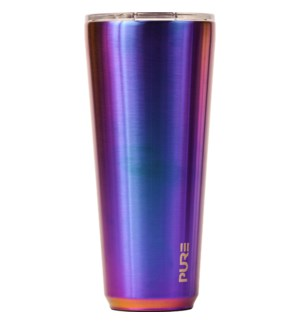 TUMBLER/Blue Metallic 32oz