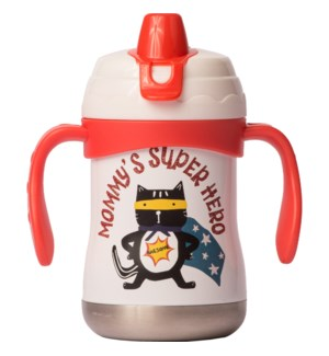 SIPPYCUP/Superhero Multi 9oz