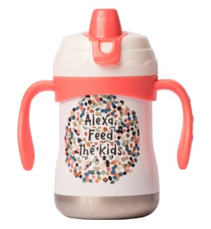 SIPPYCUP/Alexa Feed Multi 9oz
