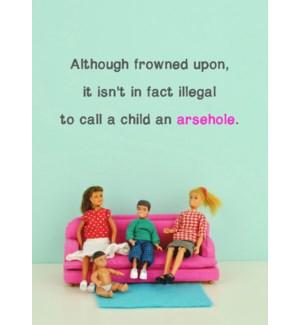 MD/Areshole Child