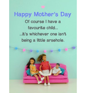 MD/Mothers Day Arsehole