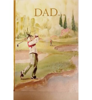 FD/Golfing Dad
