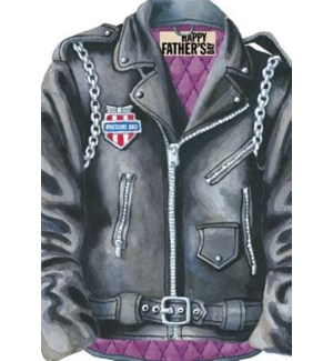 FD/Leather Jacket