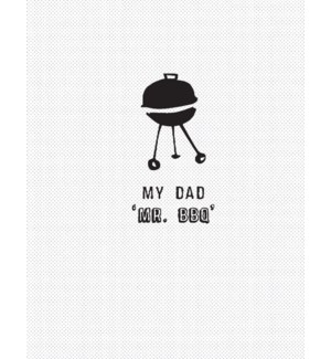FD/Dad Mr BBQ