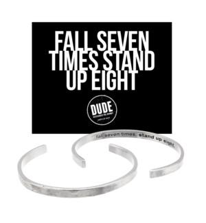 DUDECUFF/Fall Seven w Card