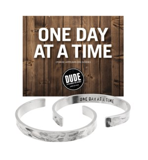 DUDECUFF/One Day w Backer Card